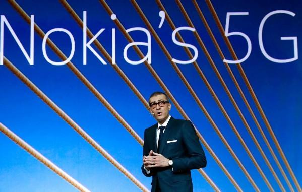 加拿大政府将向诺基亚提供资金以协助研发5G无线技术