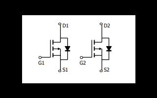 AO4803A双P通道增强型场效应晶体管的数据手册免费下载