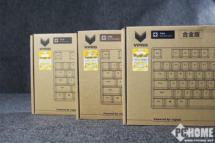 雷柏V500S合金版机械键盘评测 相当易上手的入门级网咖版机械键盘