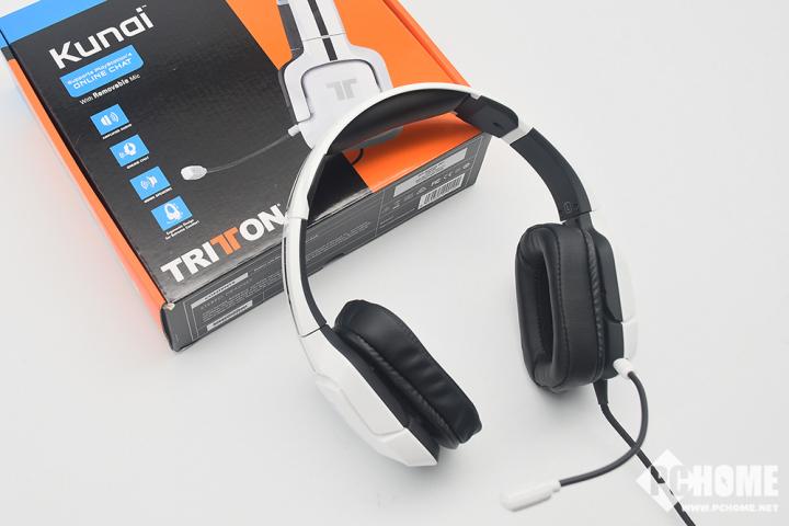 TRITTONKunaiPro头戴式游戏耳机评测 不仅外观大气性能方面也令人满意