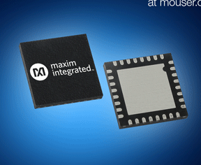 Maxim MAX22190八通道数字输入器件能够降低PLC数字输入子系统的功耗