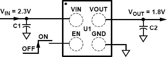 ADP172 300 mA、低静态电流、CMOS...
