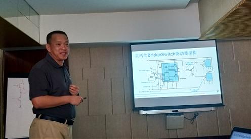 PI进入电机驱动器市场 推出首款BridgeSwitch IHB的电机驱动器