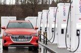 ABB携手奥迪和IONITY提供电动汽车交通服务