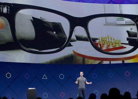 Facebook成立AR事业群 专注于技术研发