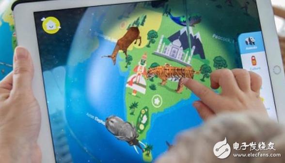 增强现实可以帮助学童为未来做好准备 提高儿童的积极性和创造力
