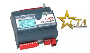 台达LOYTEC LIOB-585控制器支持多种协议 荣获美国ControlTrends大奖