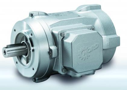 诺德传动集团为了全面满足低功率电机的要求 推出了新规格的减速电机