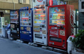GPRS DTU在自动售货机中的应用