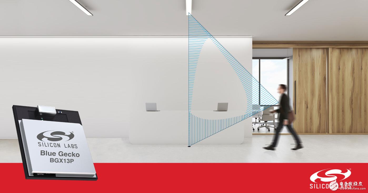 蓝牙5.1全新测向功能为IoT提供商提高3倍定位精确度