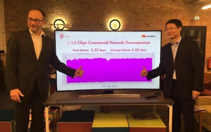 禁止华为参与5G网络建设对欧洲有利吗?德国电信这...