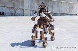 意大利理工学院的Centauro团队开发出一款半人马机器人