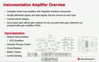 仪表放大器的输入和输出值的确认方法解决方案