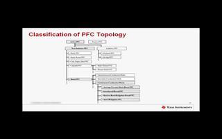 PFC的分类及在应用过程的理论控制介绍