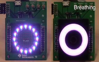 TI 24通道LED驱动TLC5947的性能及展...