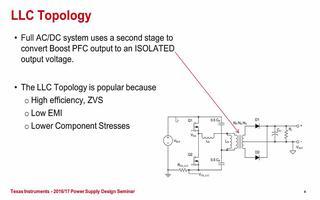 PFC+LLC拓扑电路及损耗的分析介绍