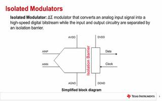 隔离调制器的概念及作用介绍