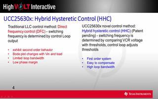 LLC控制:如何使用HHC得到更快的动态响应(4)