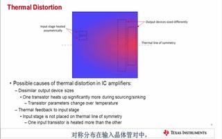 如何设计一款低失真的运算放大器(3)