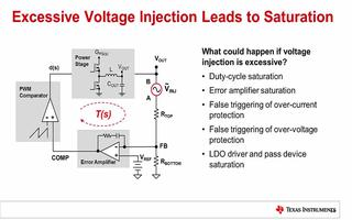 电源环路增益:电路的测试参数设置