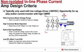电机控制系统中的电压电流采样及电机转子位置信息采样介绍