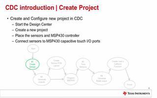 CapTIvate技术中CDC设计平台的介绍(1)