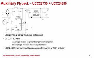电源模块的辅助源子系统的分析设计