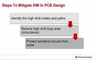 通过优化PCB layout降低电源变换器中的干扰信号