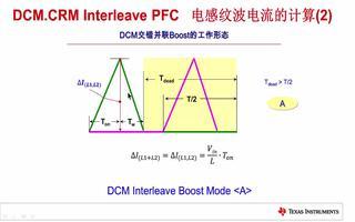 PFC电源电路中电感纹波电流的计算 (7.1)