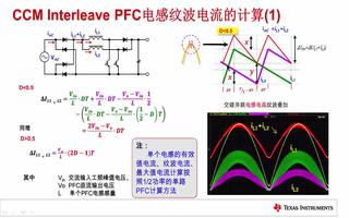PFC電源設計中電感紋波電流該如何計算(6)