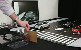 演示IWR mmWave传感器在交通中的监控应用
