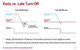 同步整流的控制及其设计考虑事项(4)