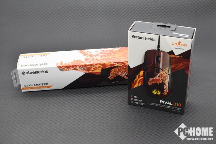 赛睿CS:GO咆哮限定版鼠标套装评测 霸气酷炫颜质兼具的游戏利器
