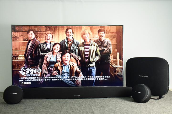 OMNIBAR+无线5.1家庭影院音响套装评测 整体造型大气时尚音质表现不俗