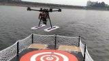 我国实现视觉自主无人机艇协同运动起降