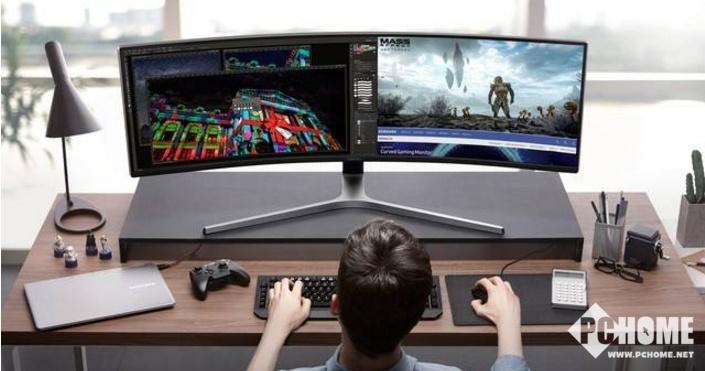 49英寸三星CHG90显示器评测 新一代的顶级显示器