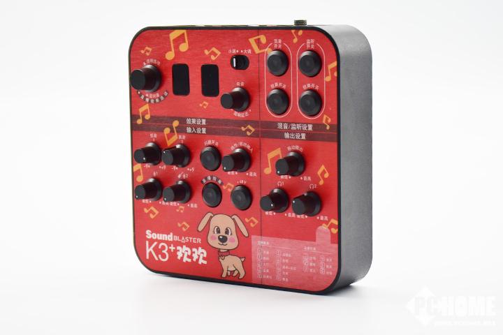 创新K3+欢欢K歌声卡评测 人声细节更为抓耳