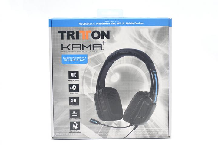 TRITTONKama+头戴式游戏耳机评测 品质出众物美价廉