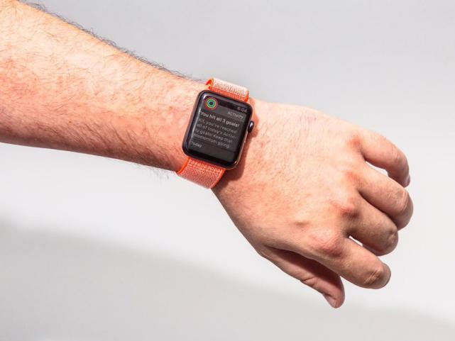 Apple Watch到底有什么好处?健身追踪功能最好用