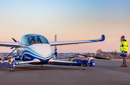 波音计划测试自动飞行车 完成大约50英里的完整飞行