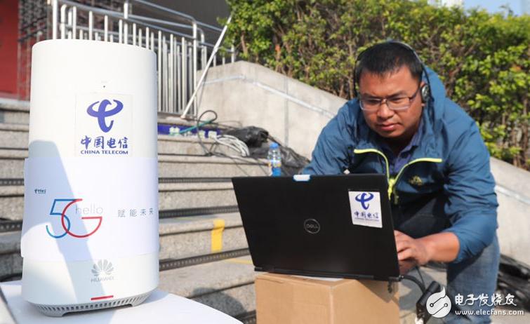 中国电信5G网络今年将率先应用于央视春晚4K现场直播
