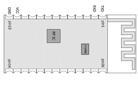 DL-BK30C数据传输蓝牙模块的数据手册免费下载