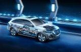 梅赛德斯-奔驰全新EQC纯电SUV量产版正式亮相