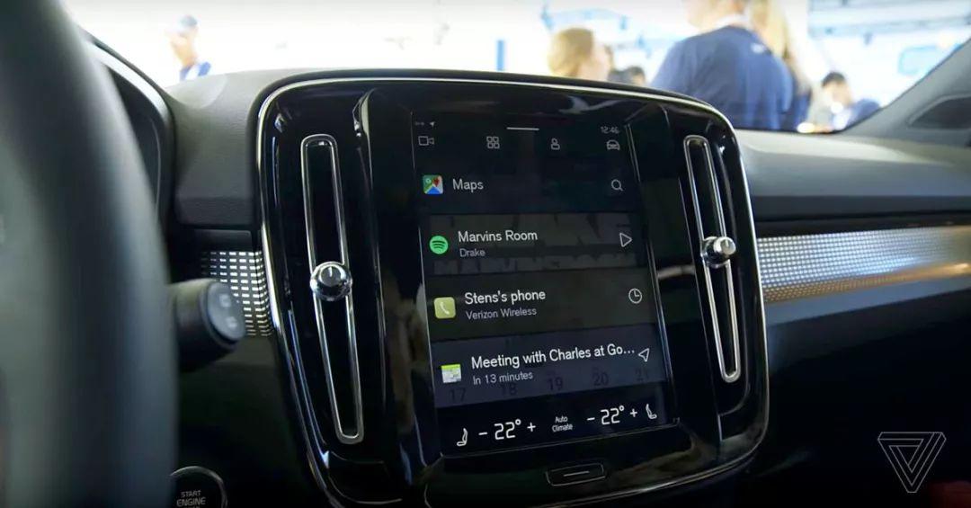 谷歌一直在开发一种不需要使用智能手机的基于Android的汽车操作系统