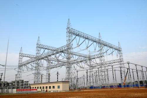 海南瓊海樂城110千伏輸變電新建工程正式啟動