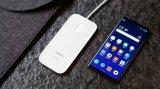 魅族对外发布了号称全球首款真无孔设计手机魅族zero