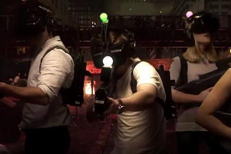 Zero Latency与微软、惠普和英特尔合作 共同打造下一代VR娱乐平台