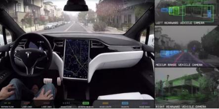 特斯拉自动驾驶芯片的设计思路 为解决自动驾驶问题提供了新的方向
