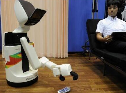 丰田家用机器人将于2019年开始量产 用于辅助老年人生活和看护