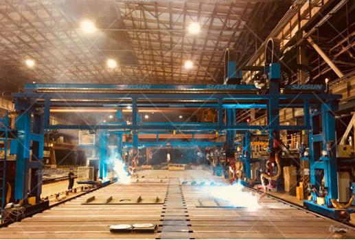 新松机器人以焊接机器人为突破口 推动我国船舶工业智能升级
